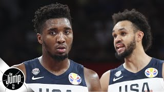 Team USA should be winning by more at the 2019 FIBA World Cup - Amin Elhassan | The Jump