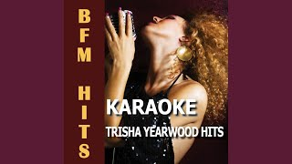 Xxx's and Ooo's (An American Girl) (Originally Performed by Trisha Yearwood) (Karaoke Version)