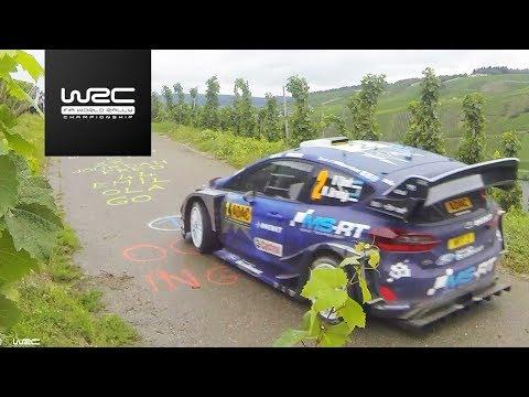 WRC - ADAC Rallye Deutschland 2017: WINNER Ott Tänak