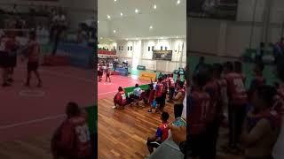 Kejohanan Sepak Takraw Antara Kor/Rej Tentera Darat Tahun 2018 ( RAMD VS KPTD)