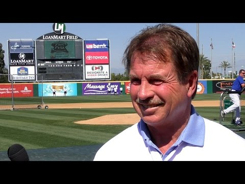 Ron Cey Interview at 2015 California - Carolina Leagues All-Star Game