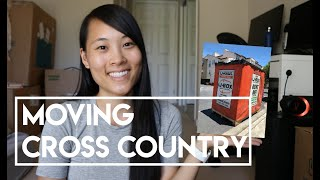 How to Move Cross Country (NYC to CA)
