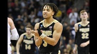 NBA Draft: Carsen Edwards' top NCAA tournament highlights