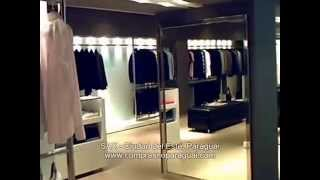 preview picture of video 'SAX - style - arts , loja de departamentos, Ciudad del Este, Paraguai'
