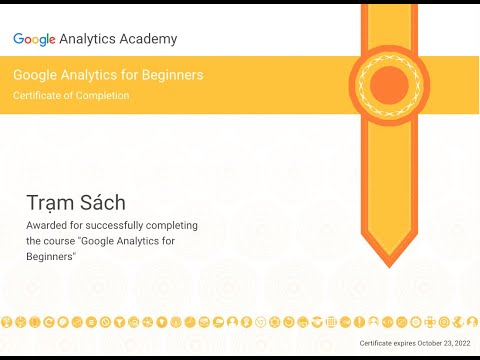 Google Analytics For Beginners Assessment Answers Sheet (Oct ...