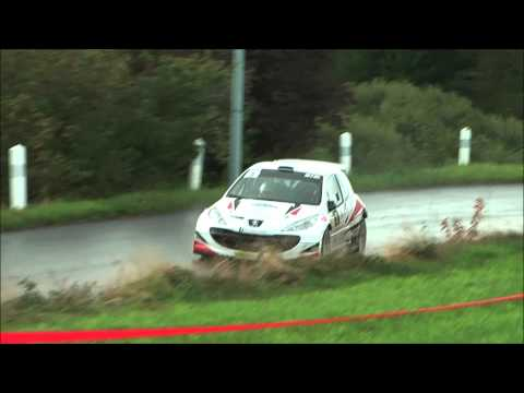 Rallye Vosgien 2015 - Steve Mourey/Loic Remy