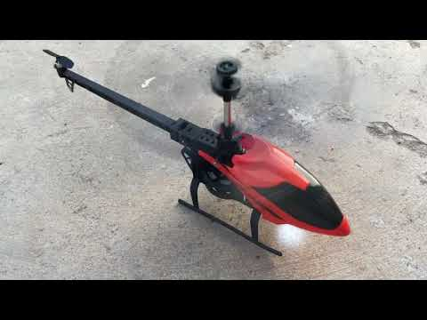 Discover Anti-Fall Helicopter |  RC Remote Control Helicopter For Kids Review
