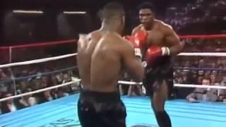 Первый чемпионский бой тайсона  TYSON vs BERBICK