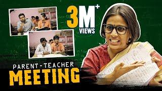 Parent - Teacher Meeting || Mahathalli