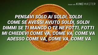 Mahmood   Soldi Ft. Isac Elliot (Testo Con Audio E Lyrics Video) [English Version Remix]
