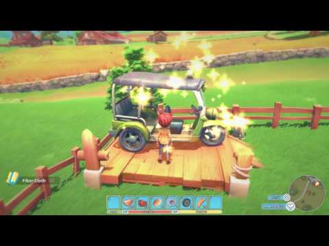 My Time At Portia Steam Key GLOBAL - video trailer
