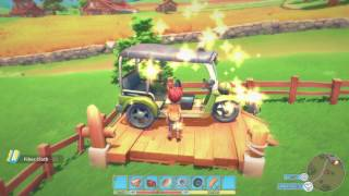 My Time At Portia video - Trailer