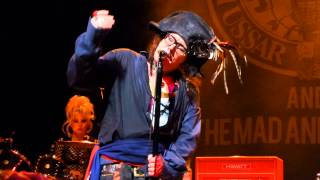 Adam Ant - Press Darlings (live at the Lighthouse Poole 28.04.2013) HD