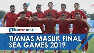 UPDATE SEA Games 2019: Timnas Indonesia Kalahkan Myanmar Skor 4-2, Lolos ke Final Lawan Vietnam