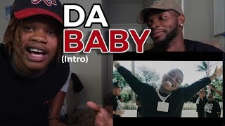 Dababy Intro Official Music Video Reaction This Different