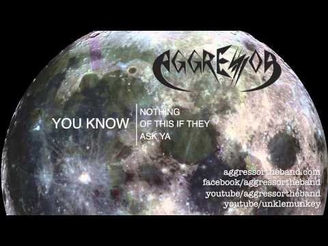 AGGRESSOR - Escape from the Prison Planet (Clutch cover; with lyrics)