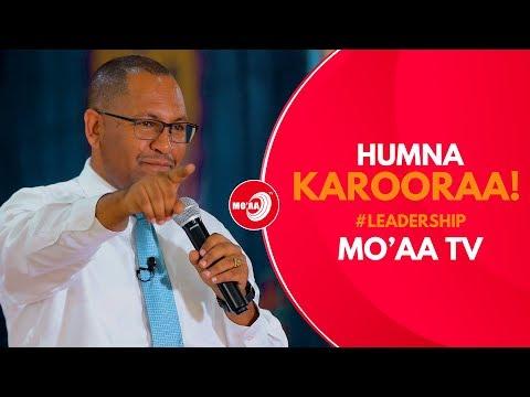 HUMNA KAROORAA | MO'AA TV