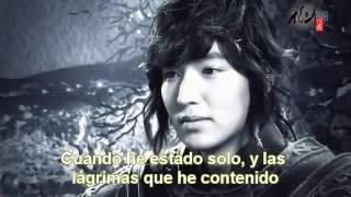 The Faith - Shin Yong Jae Because my steps are slow sub español