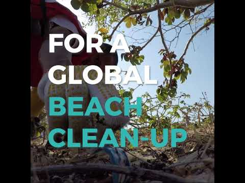 Global Beach Clean-Up 2018