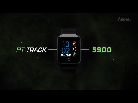 Hama Fit Track 5900 (Plastic)