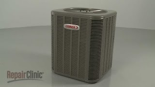 Lennox Central Air Conditioner Disassembly – Air Conditioner Repair Help (model #13ACXN03623017)