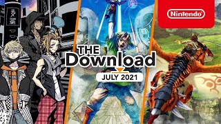 Nintendo The Download - July 2021 - Skyward Sword HD, MH Stories 2, & NEO: The World Ends with You! anuncio