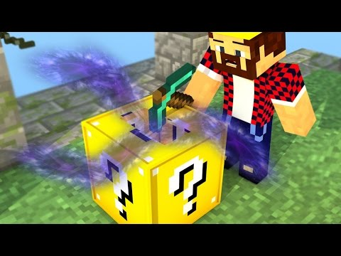 НЕОЖИДАННАЯ АТАКА - LUCKY BLOCK SKY WARS (Minecraft Mini-Game)