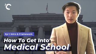 youtube video thumbnail - How to Get Into Medical School Ep. 1: Intro & Framework