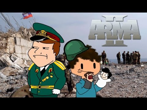 ArmA: Taktický tým zkázy