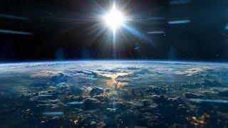 А Земля то плоская. Правдивый ответ космонавтов в прямом эфире не скроешь.