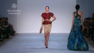 CHRISTIAN  SIRIANO Spring 2010 runway show, Mercedes-Benz Fashion Week
