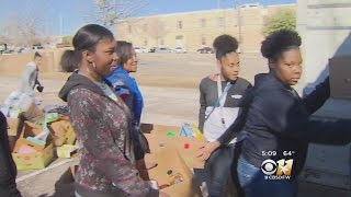 Day Of Service Honors Legacy Of MLK In North Texas