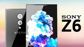 Sony Xperia Z6 Teaser Trailer - 2019 [Concept Design]