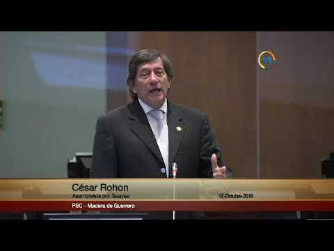 César Rohon - Sesión 624 - #LeyTurismo