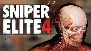 Sniper Elite 4 - БЕЗУМНЫЕ СЮЖЕТНЫЕ МИССИИ
