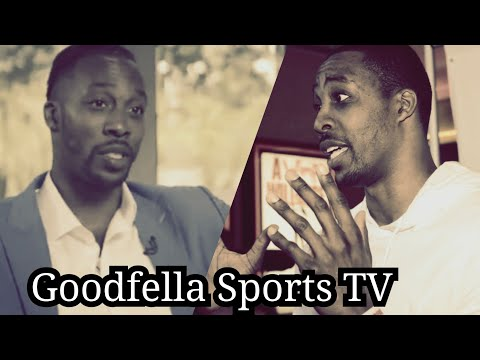 Dwight Howard Adamantly Says He's Not Gay in New Interview!!!