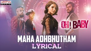 Maha Adhbhutham - Official Lyrics Video