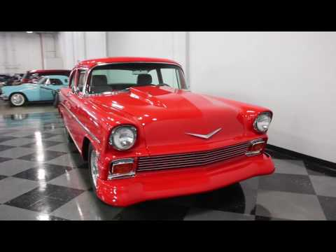 Video of Classic '56 Chevrolet 210 Offered by Streetside Classics - Dallas / Fort Worth - JAEY