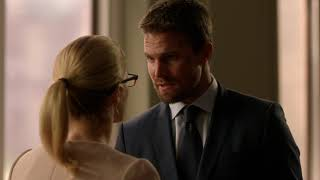 "Olicity 6.21 - Part 4 ""I've been in love with Oliver for 6 years, it was anything but rushed."""