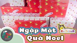 Háo hức mở 10 món quà Noel sớm từ Mykingdom ToyStation 443