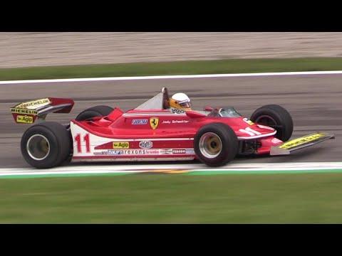 1979 Ferrari 312 T4 F1 World Championship Winner Car Driven by Jody Scheckter