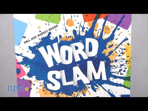 Word Slam from Thames & Kosmos