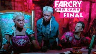 FAR CRY New Dawn - FINAL Gameplay Español PS4 PRO 2019 [1080p]