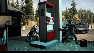 Far Cry® 5  лучшие моменты