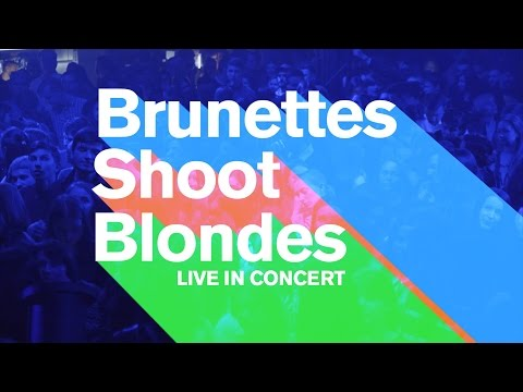 LIVE Promo 2016 // Brunettes Shoot Blondes