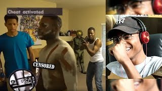 TOO FUNNY! | RDCWORLD1 VIDEO GAME HOUSE 3 | Reaction