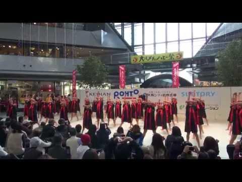 大阪メチャハピー祭り2014inツイン21寝屋川市立池田小学校Bチーム