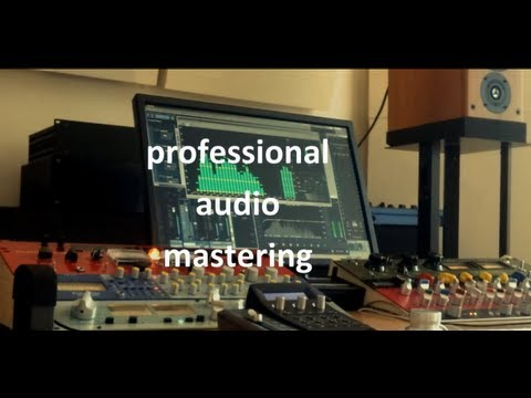 Red Mastering Studio, London online mastering studio demo