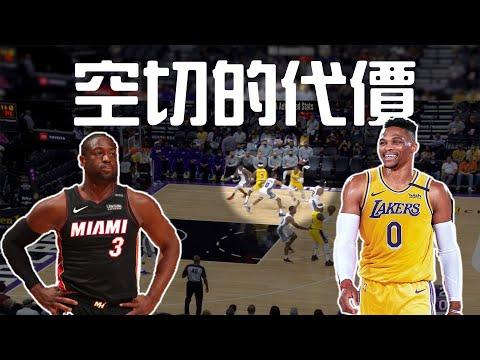 NBA湖人隊和熱火隊三巨頭頭比較