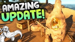 """Stranded Deep Gameplay - """"THE BEST UPDATE IN FOREVER!!!""""  - Let"""